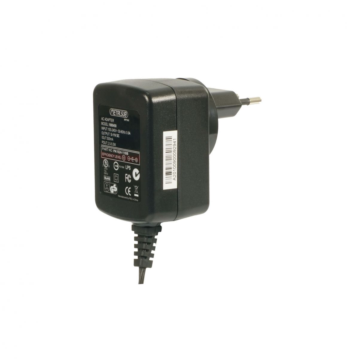 mp1200 acculader