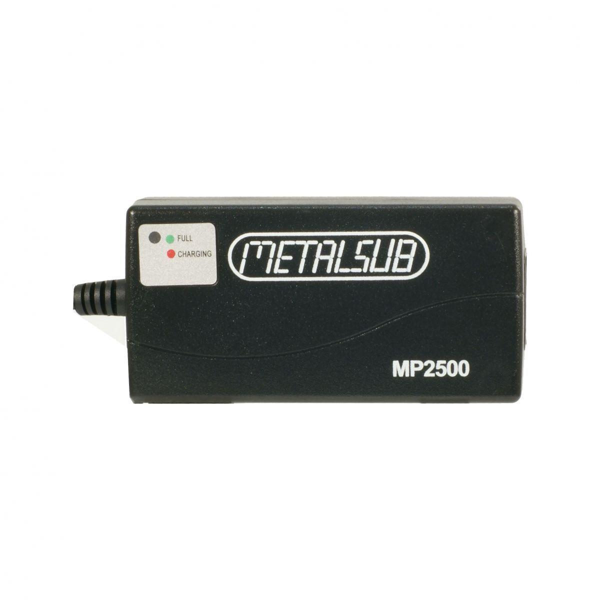 mp2500 snellader
