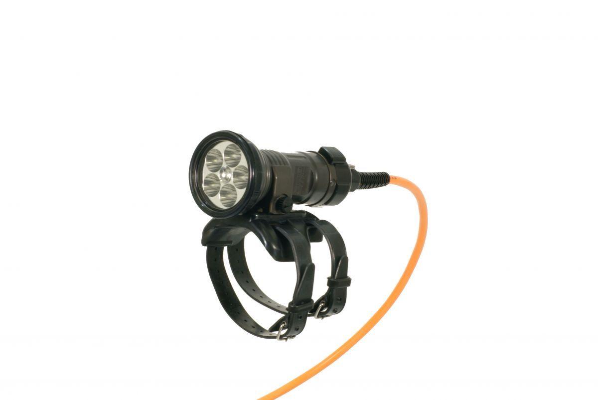 quick release torch holder 42mm holderplatestraps